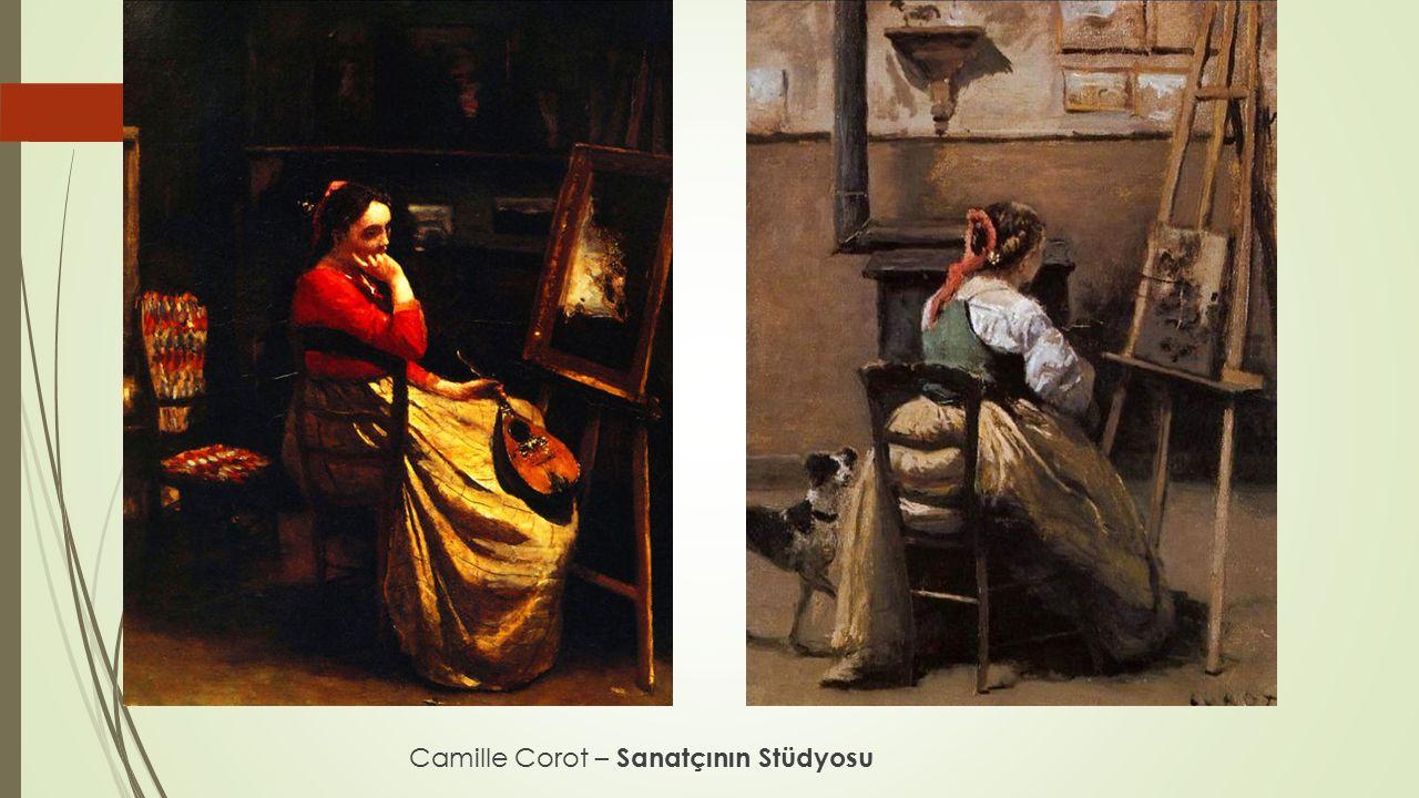 Camille Corot – Sanatçının Stüdyosu