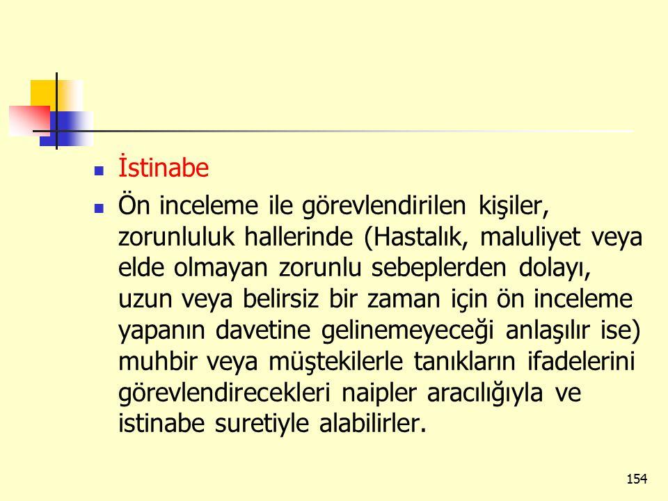 İstinabe