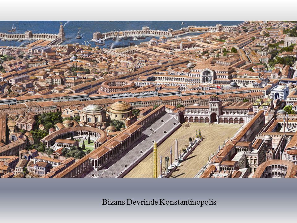 Bizans Devrinde Konstantinopolis