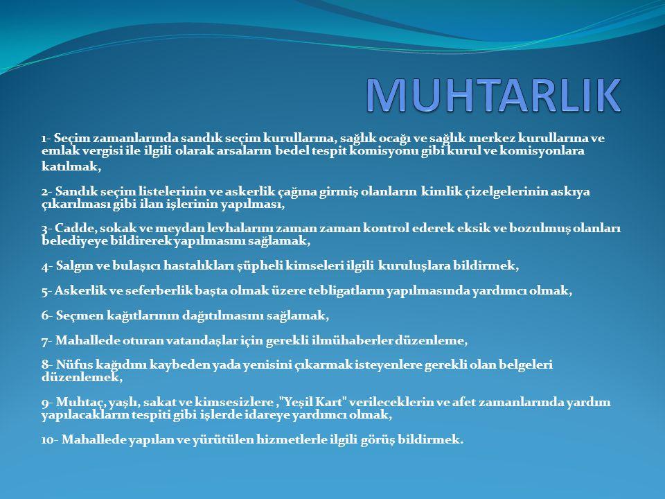 MUHTARLIK