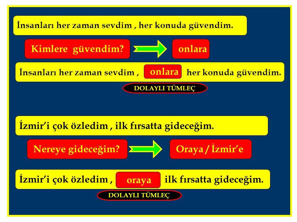 İzmir'i çok özledim , ilk fırsatta gideceğim.