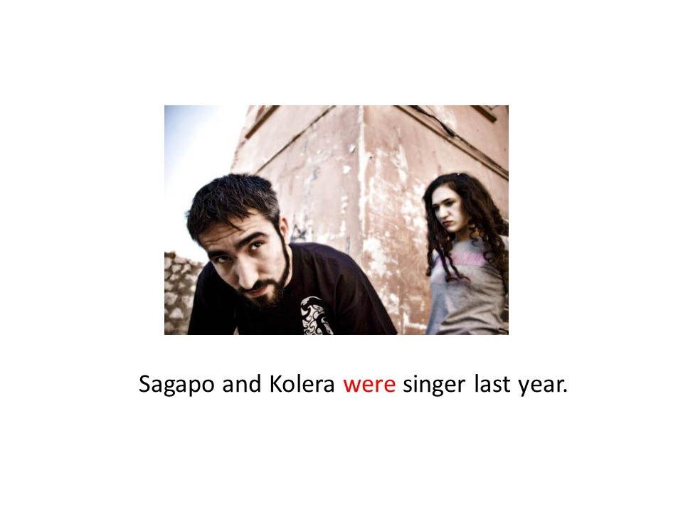 Sagapo and Kolera were singer last year.