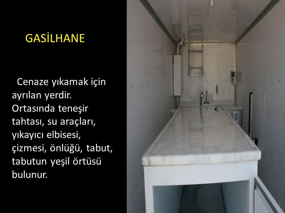 GASİLHANE