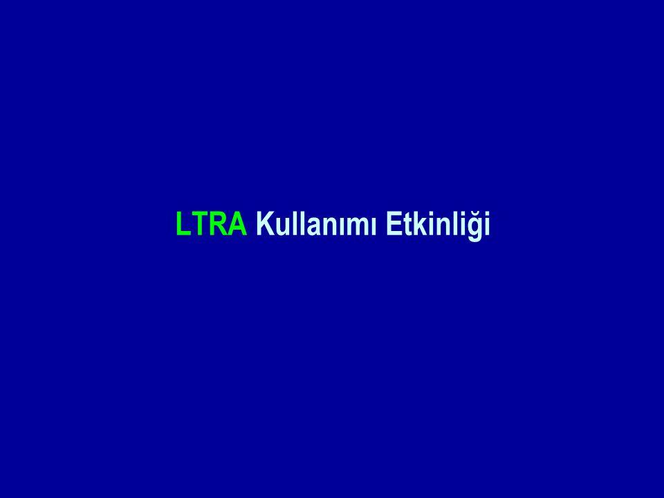 LTRA Kullanımı Etkinliği