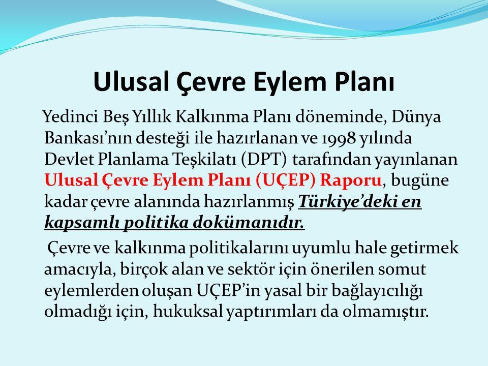 Ulusal Çevre Eylem Planı