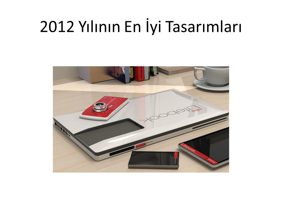 2012 Yılının En İyi Tasarımları