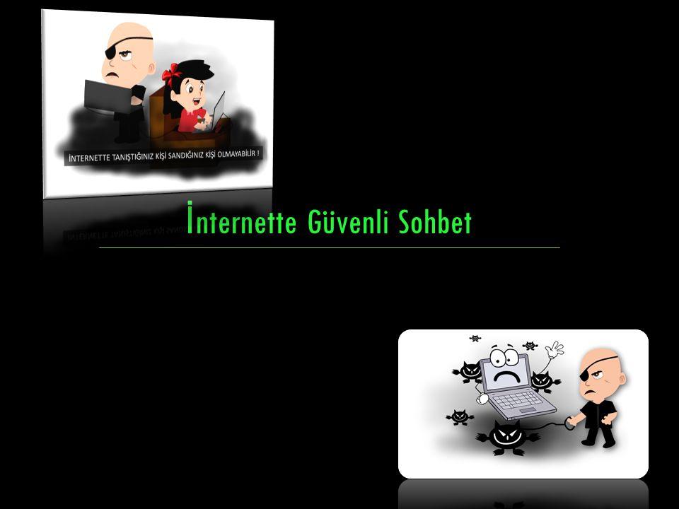 İnternette Güvenli Sohbet