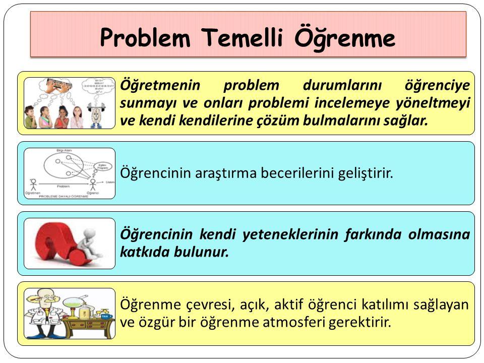 Problem Temelli Öğrenme