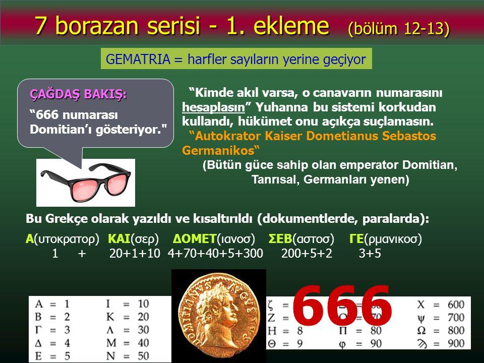 (Bütün güce sahip olan emperator Domitian, Tanrısal, Germanları yenen)