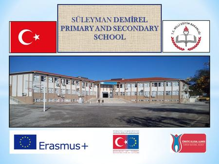 SÜLEYMAN DEM İ REL PRIMARY AND SECONDARY SCHOOL. GENERAL INTRODUCTION SCHOOL DIRECTORY, TEACHERS AND OTHER STAFF CLASSROOMS PARTS OF THE SCHOOL GALLERY.