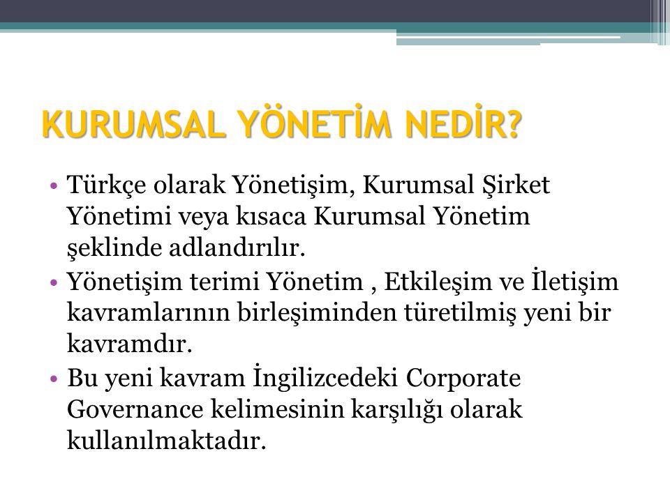 Şirket yönetimi nedir
