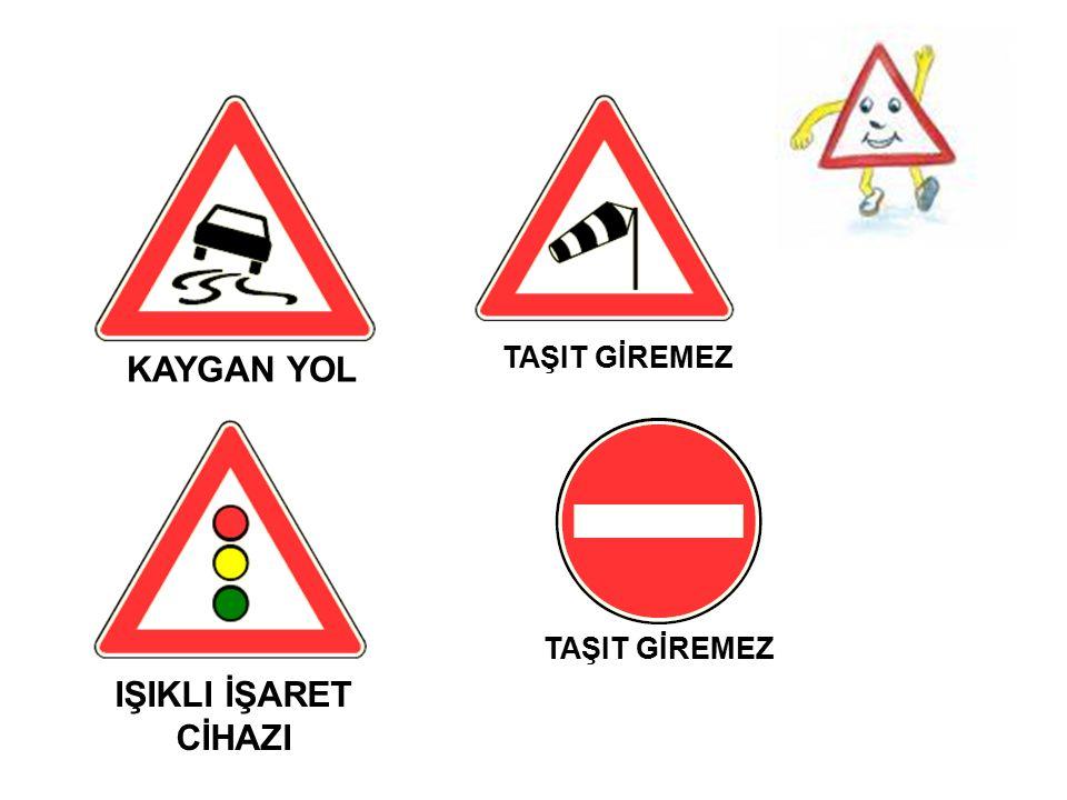 All 3 Sinif Trafik Isaretleri Ve Anlamlari Slayt Powiat Bielsko Biala