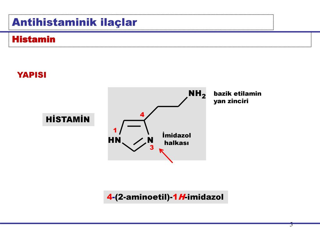 Antialerjik ilaçlar