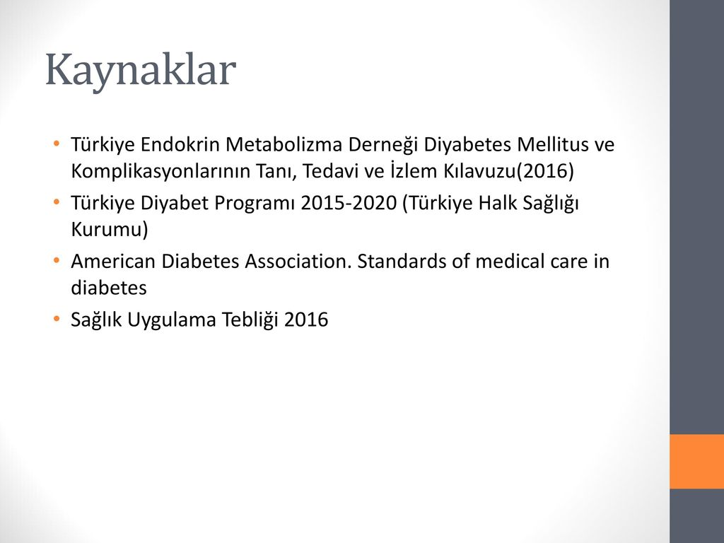 Halk ilaçları ile diyabet mellitus tedavisi