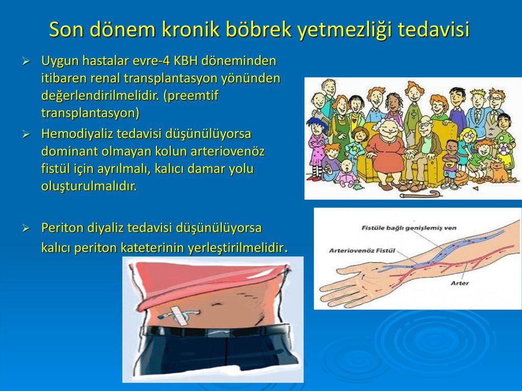 Böbrek hastalığının tedavisinde peritoneal diyaliz