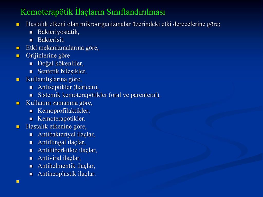 Soğuk algınlığı için antiviral ilaçlar. sınıflandırma 95