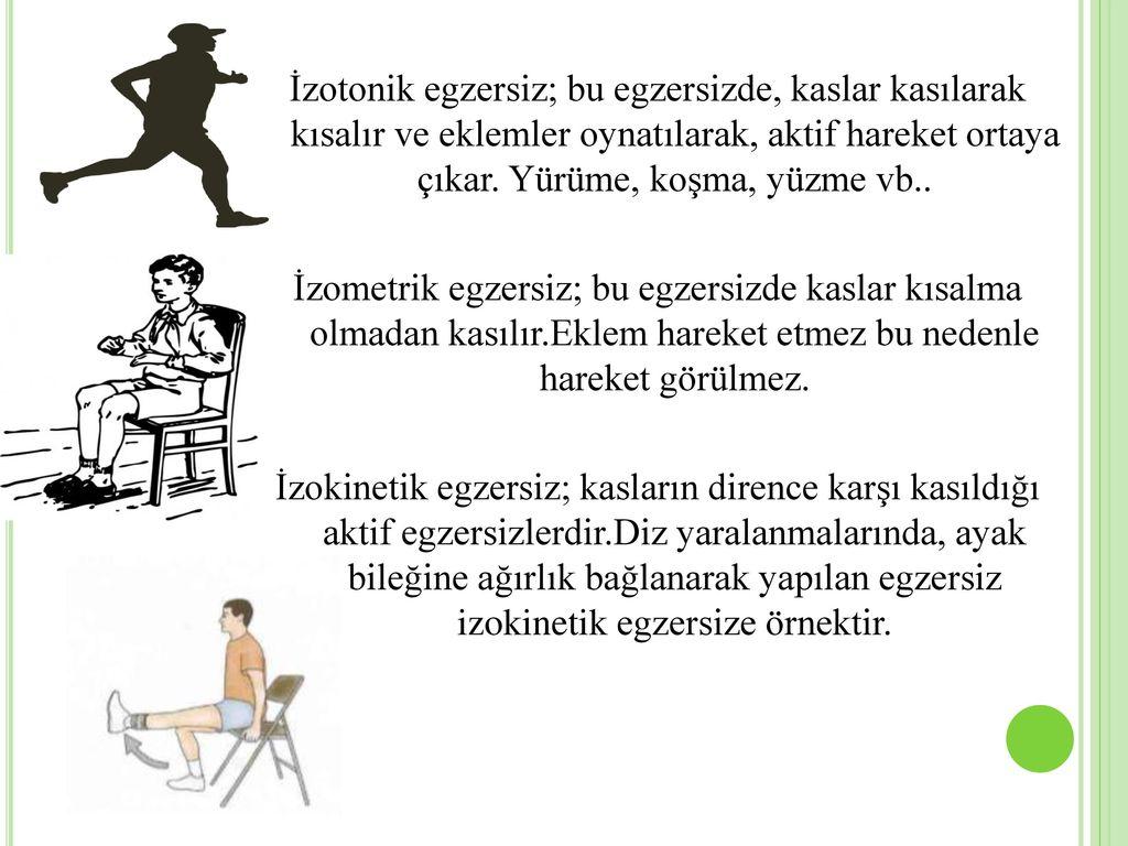 Egzersiz Kuralları Nelerdir