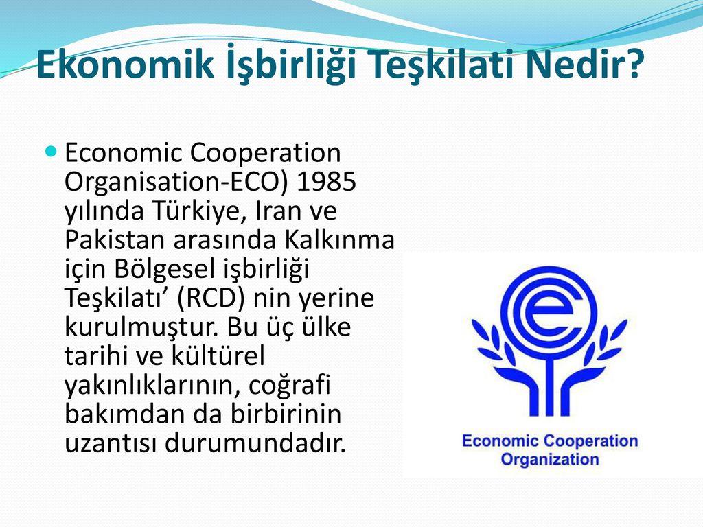 Ekonomik ilişkiler nedir