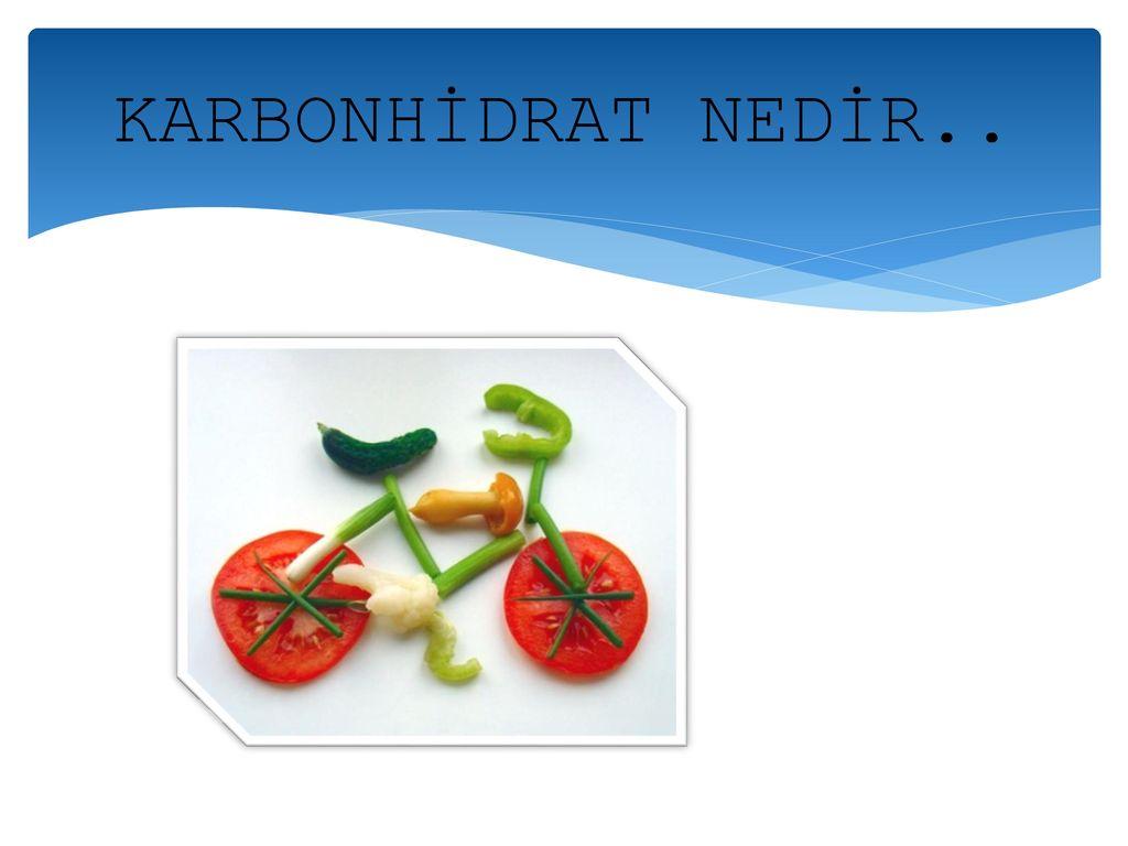 Karbonhidrat nedir