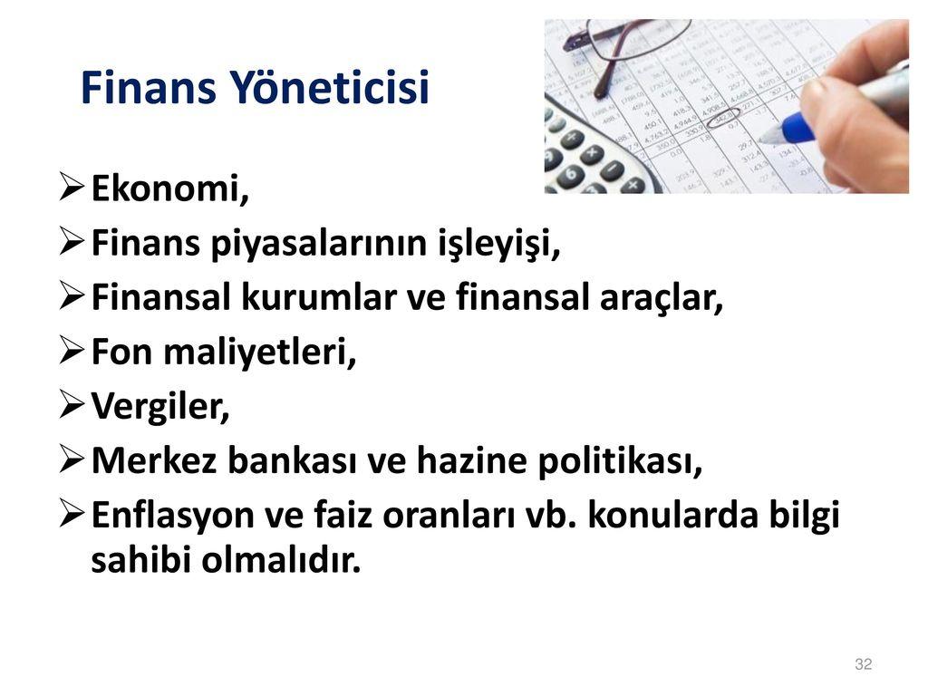 Finansın özü - gelirin oluşumu, dağıtımı ve kullanımı