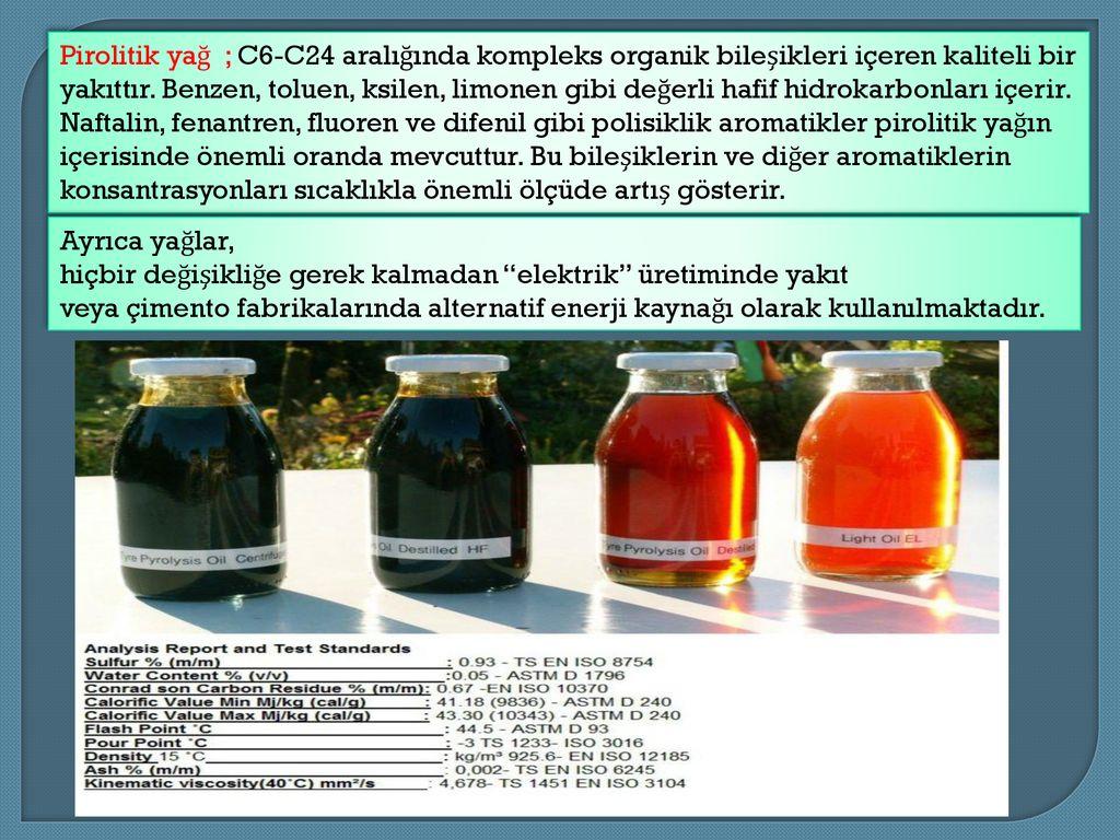 Naftalin ürünü nerelerde kullanılır