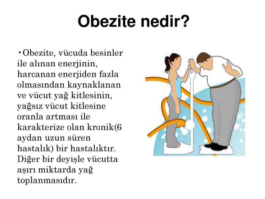 Obezite Nedir Obezite Olanlar Nasıl Beslenmeli