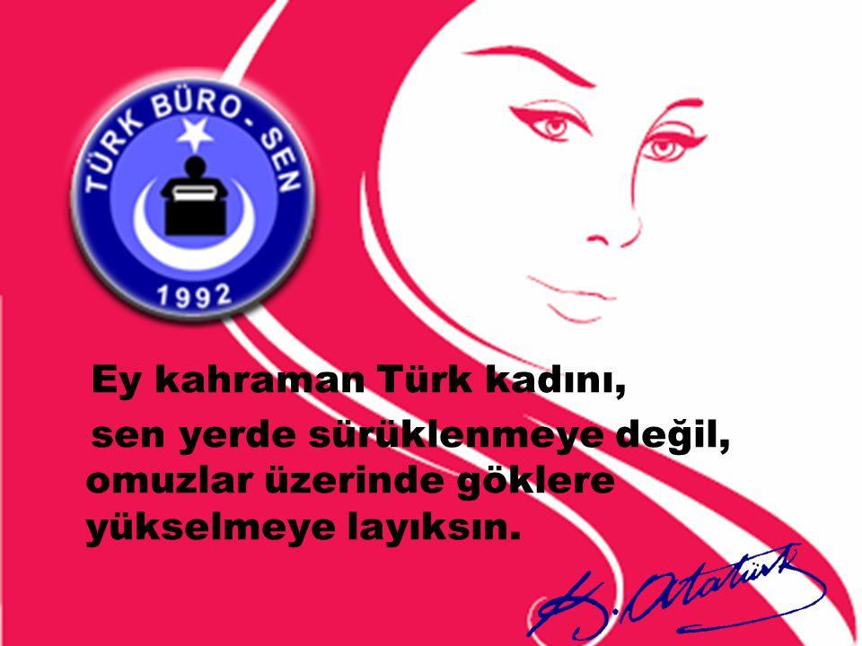 Ey Kahraman Türk Kadını Ppt Indir