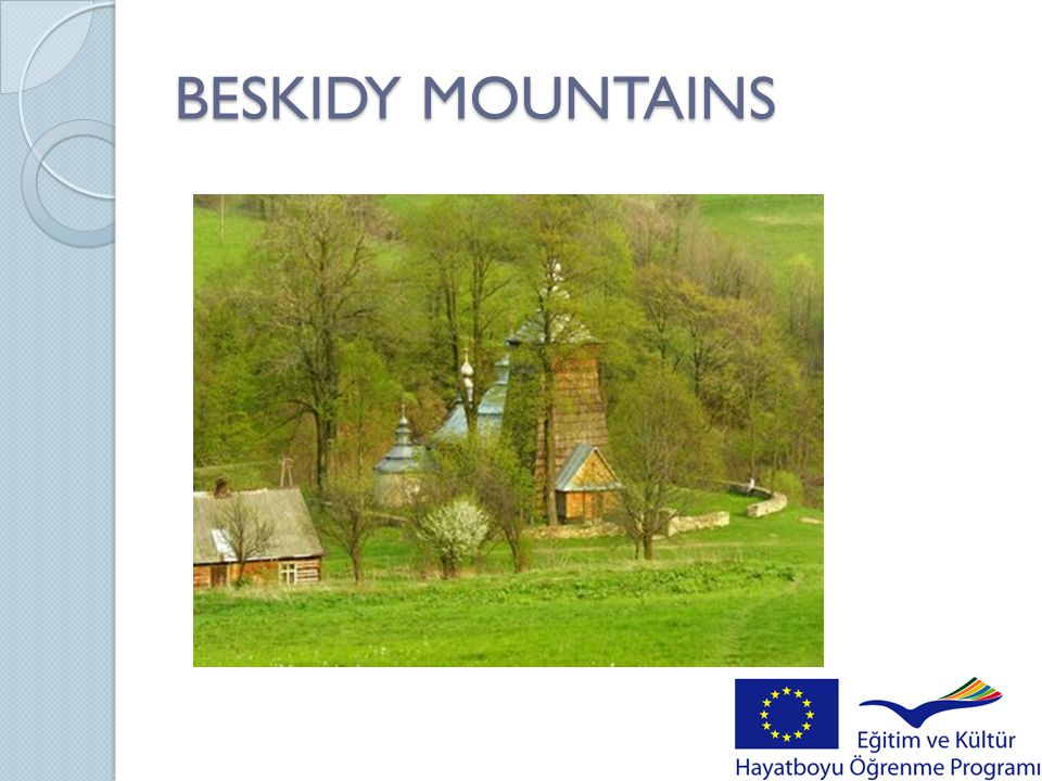 BESKIDY MOUNTAINS