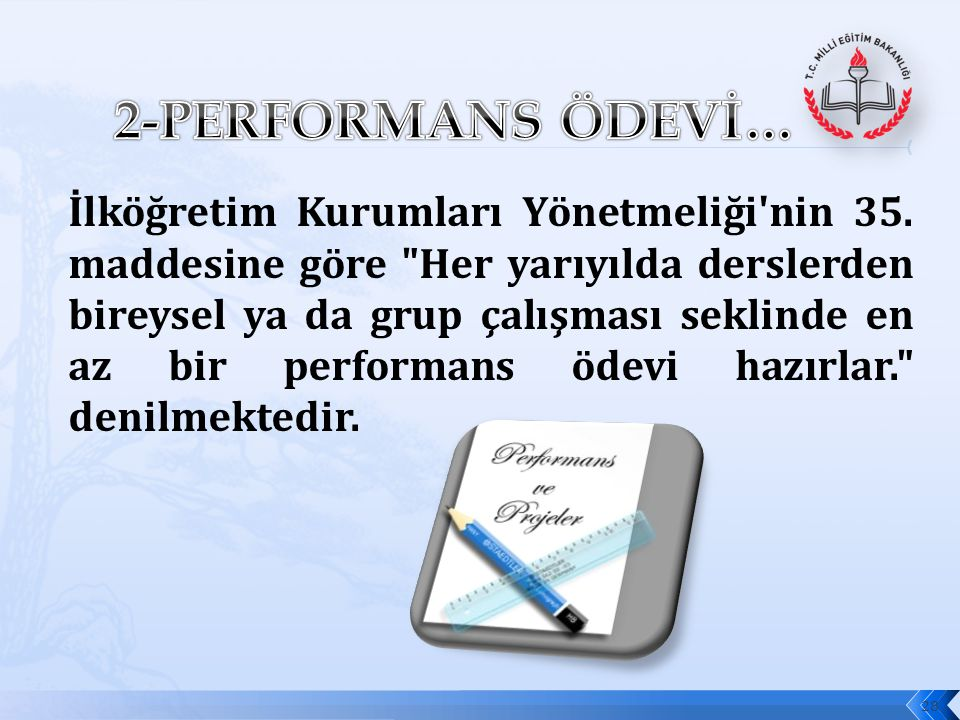 2-PERFORMANS ÖDEVİ…