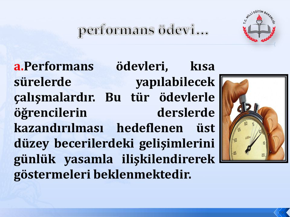 performans ödevi…