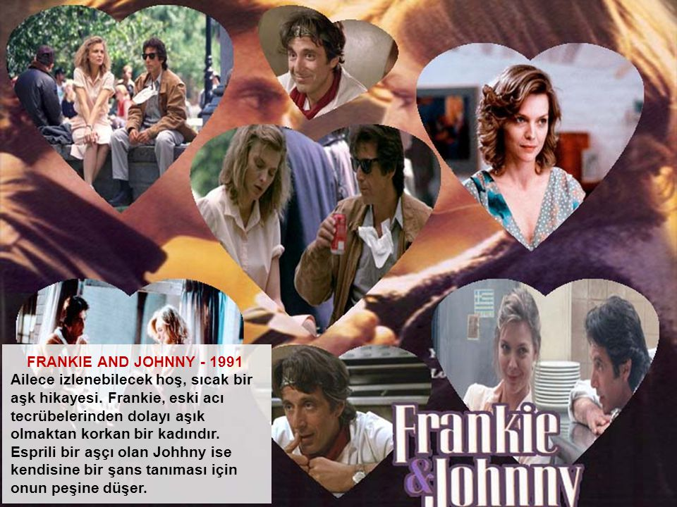 FRANKIE AND JOHNNY - 1991
