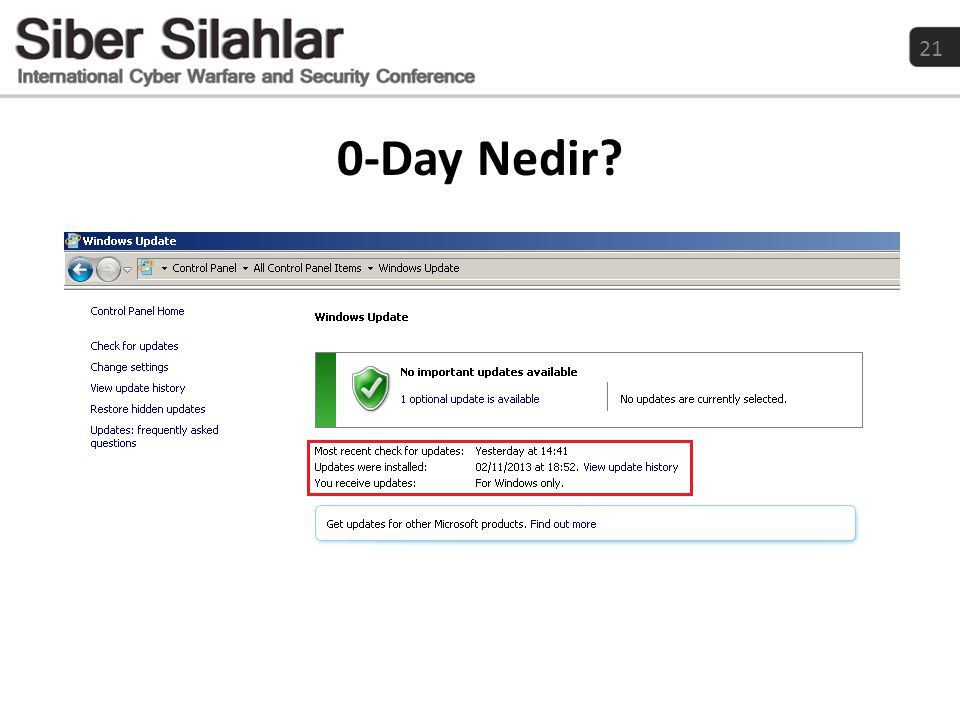 0-Day Nedir 0-days Research Labs