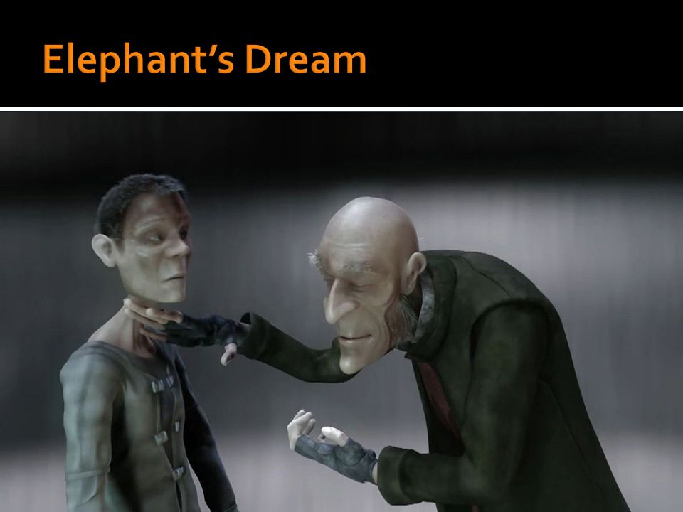 Elephant's Dream