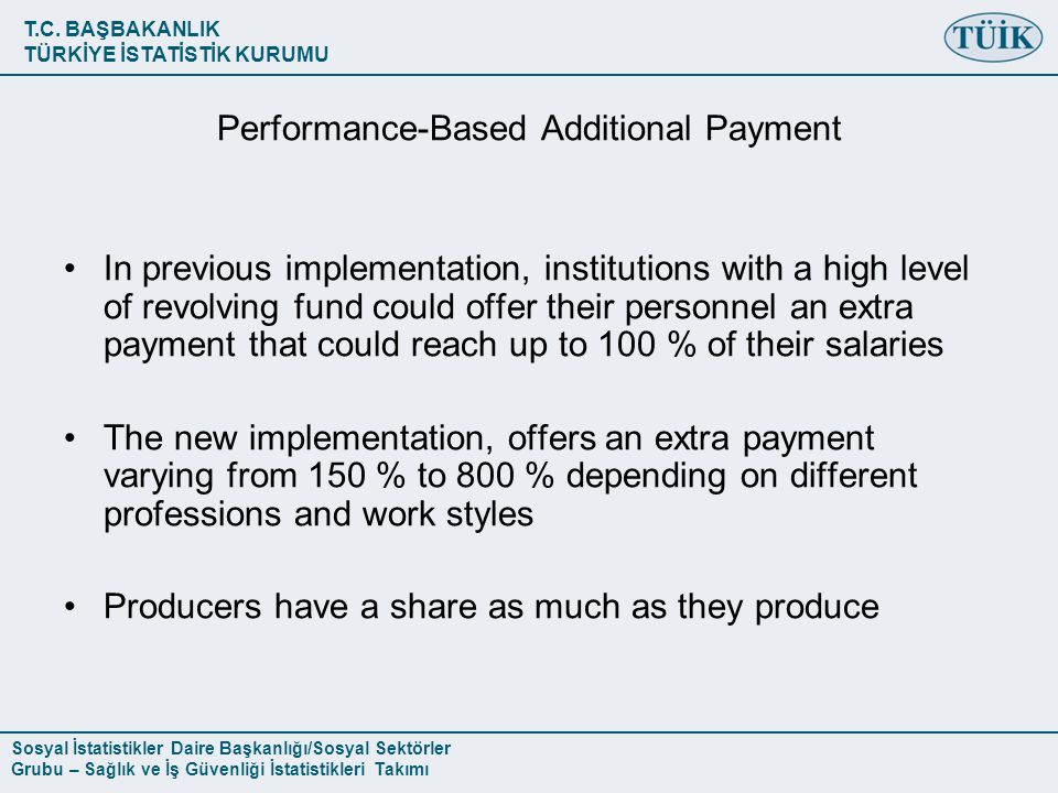 Performance-Based Additional Payment