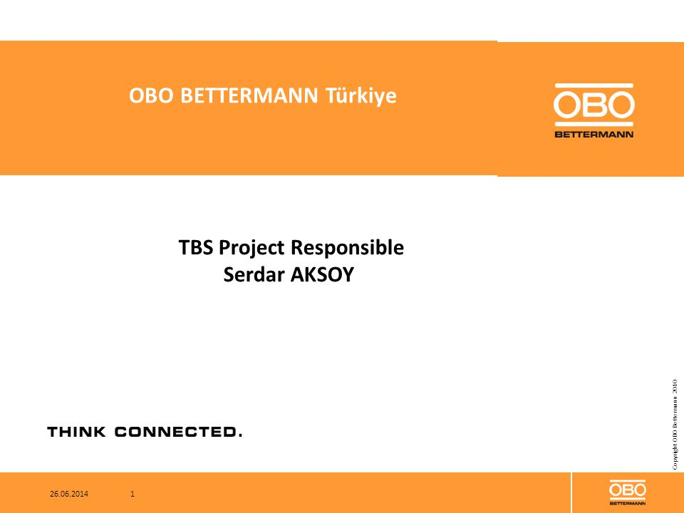 OBO BETTERMANN Türkiye