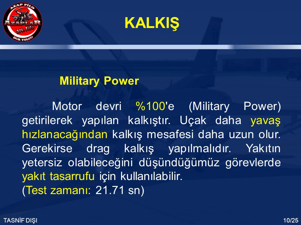 Military Power