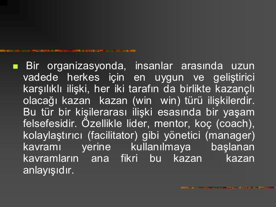 Organizasyondaki güç ve liderlik arasındaki fark nedir