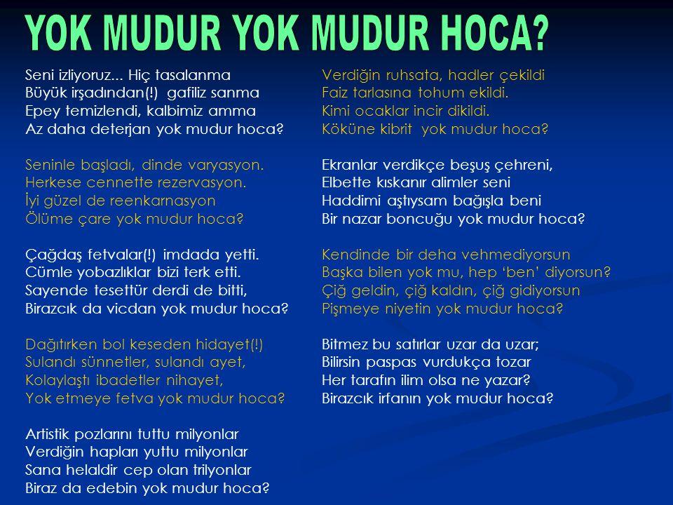 Ezberlenesi şiirler 8 On Bir Aydan Hayırlı şehr I Ramazan Ramazan