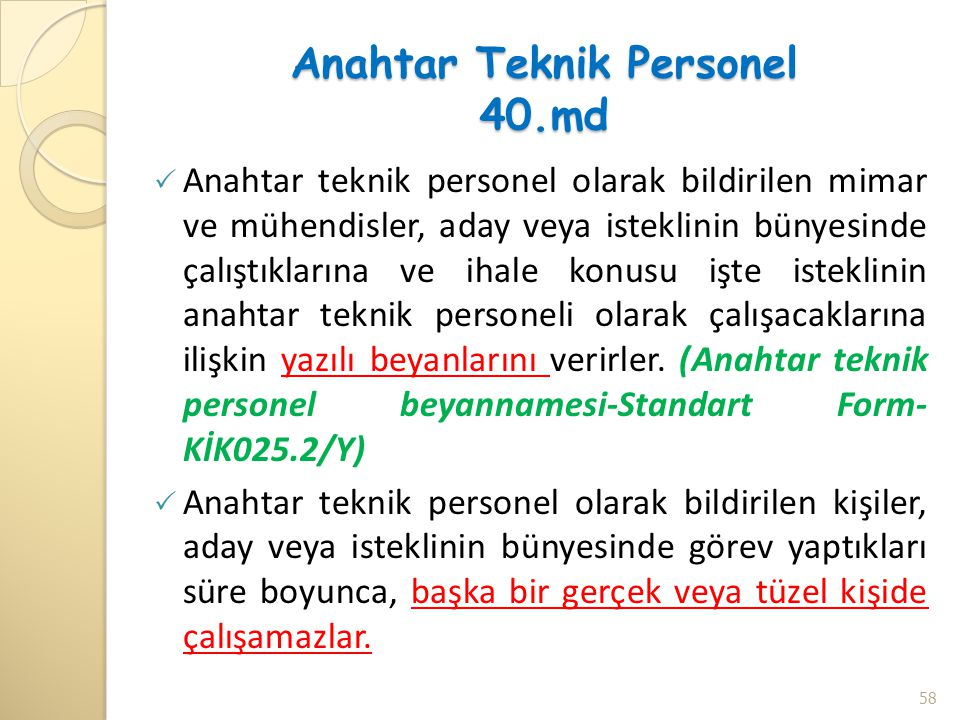 Anahtar Teknik Personel 40.md