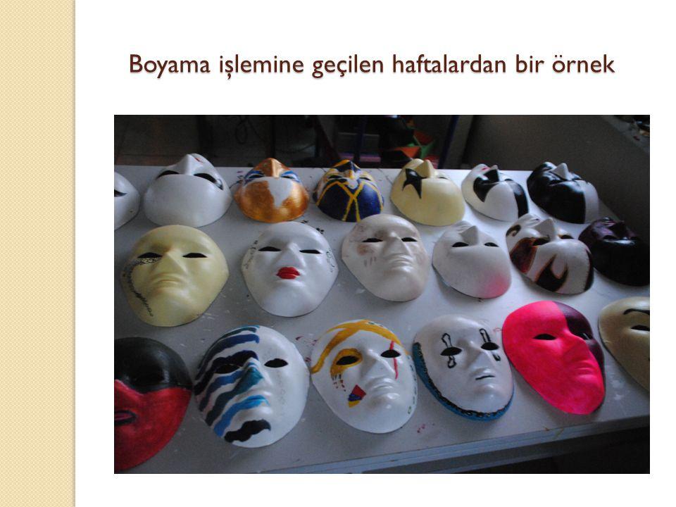 50 Harika Maske Boyama 6 Sinif En Iyi Boyama Cocuk Kitabi