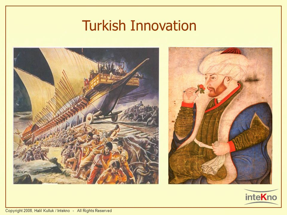Turkish Innovation Copyright 2008, Halil Kulluk / Intekno - All Rights Reserved