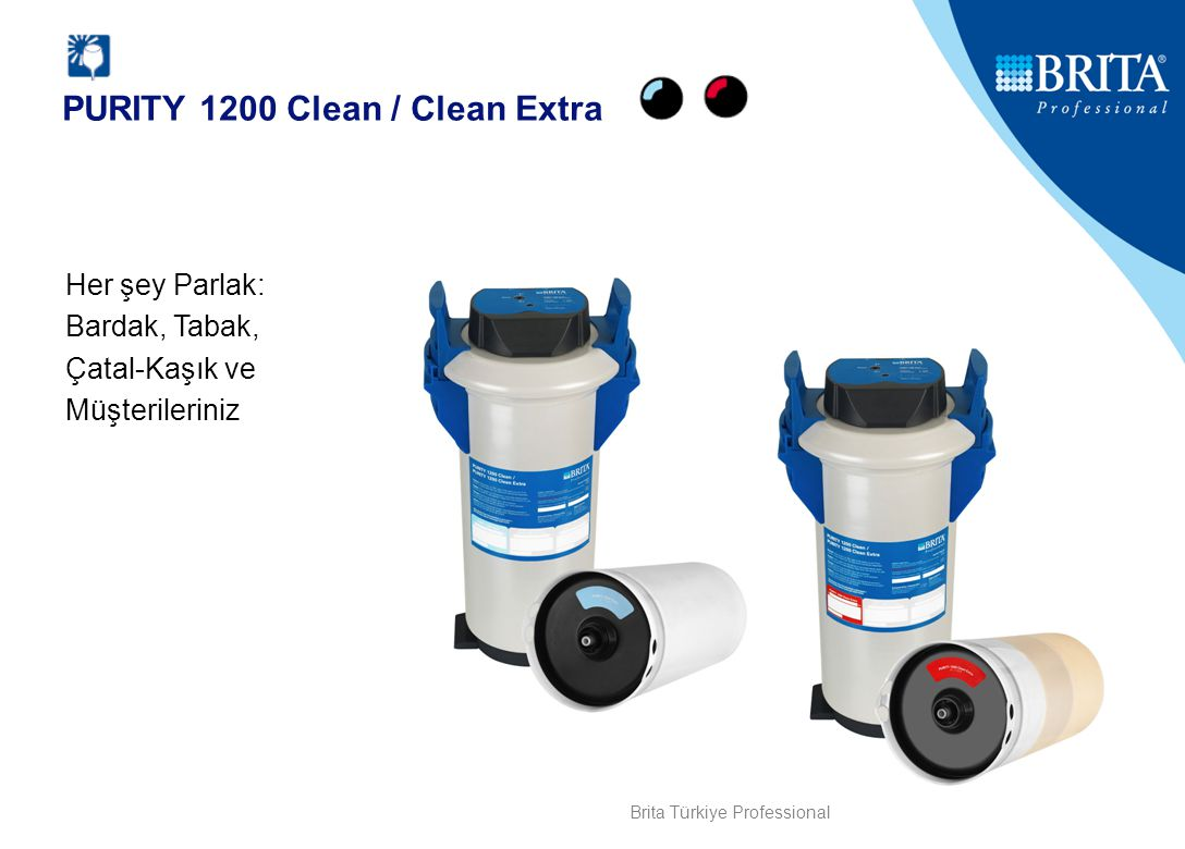 PURITY 1200 Clean / Clean Extra