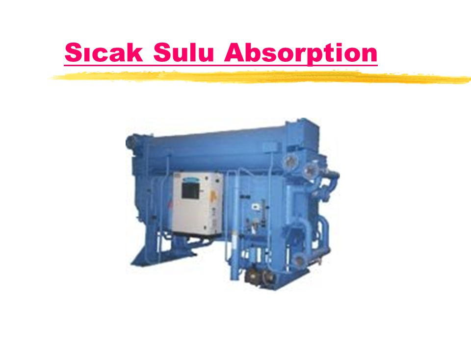 Sıcak Sulu Absorption