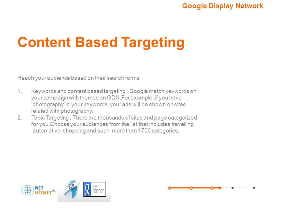 Content Based Targeting