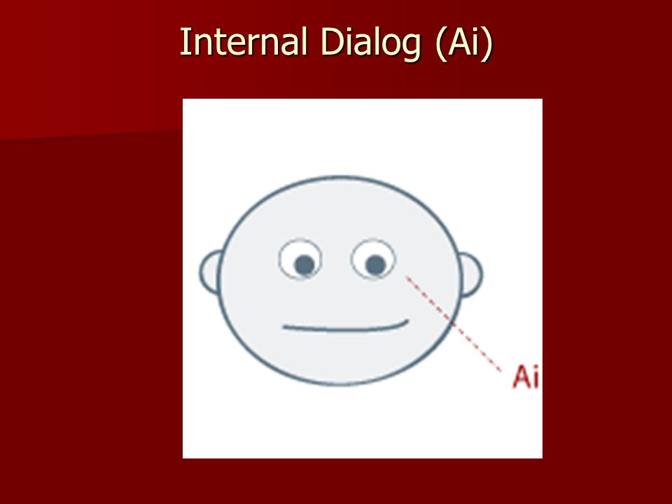 Internal Dialog (Ai)