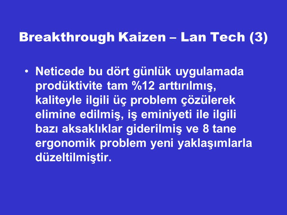 Breakthrough Kaizen – Lan Tech (3)