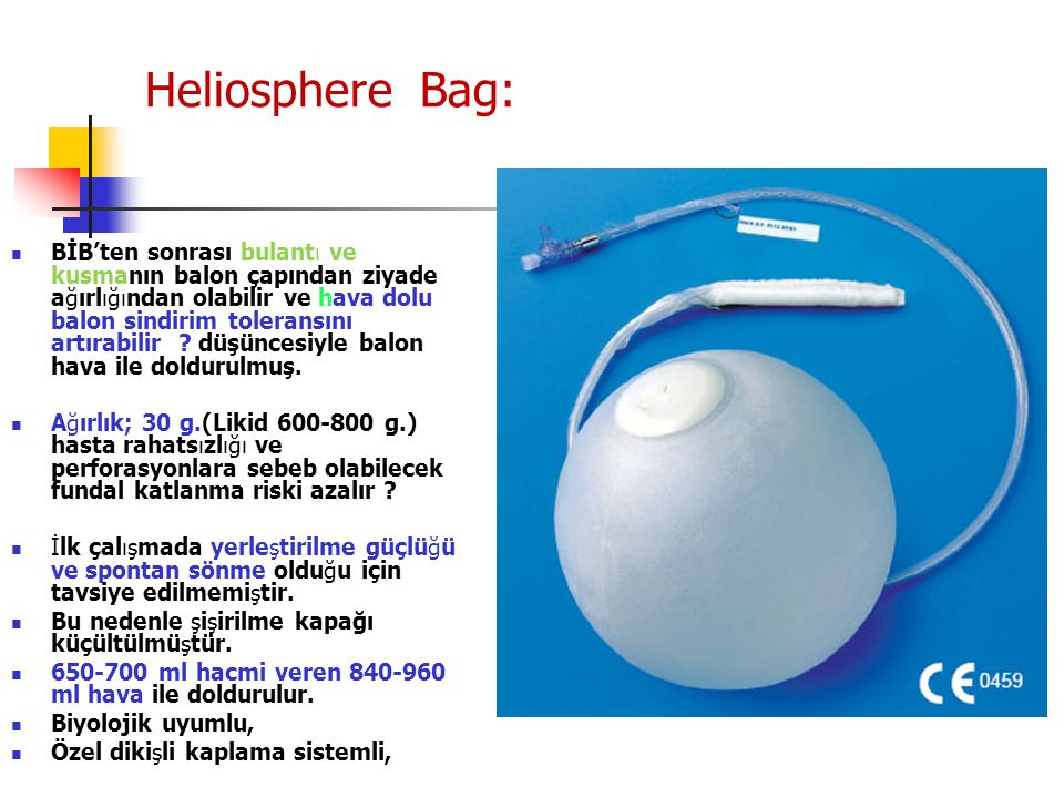 Heliosphere Bag: