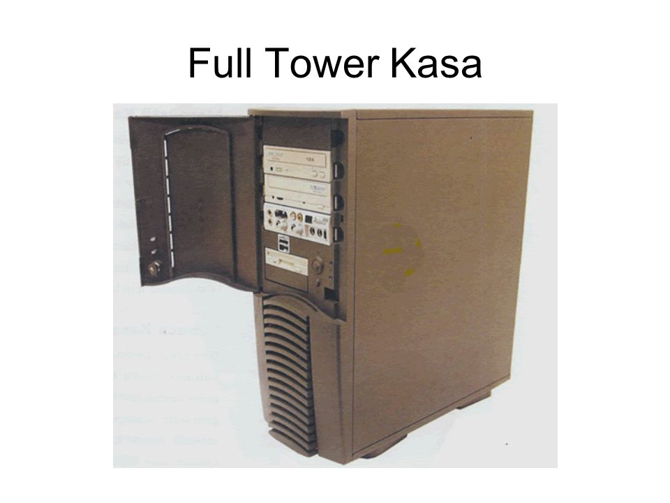 Full Tower Kasa