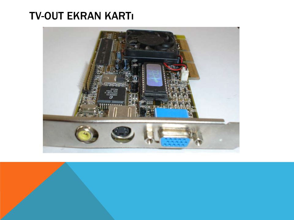 Tv-Out ekran kartı