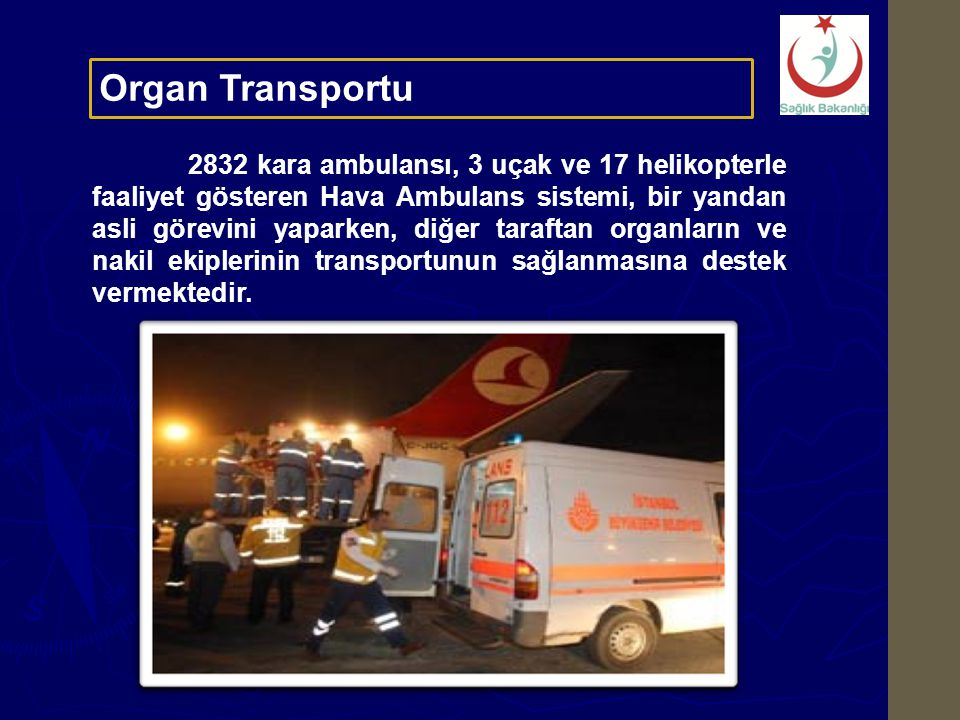 Organ Transportu